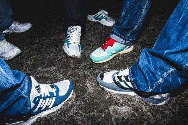 Overkill Adidas Eqt Launch 20