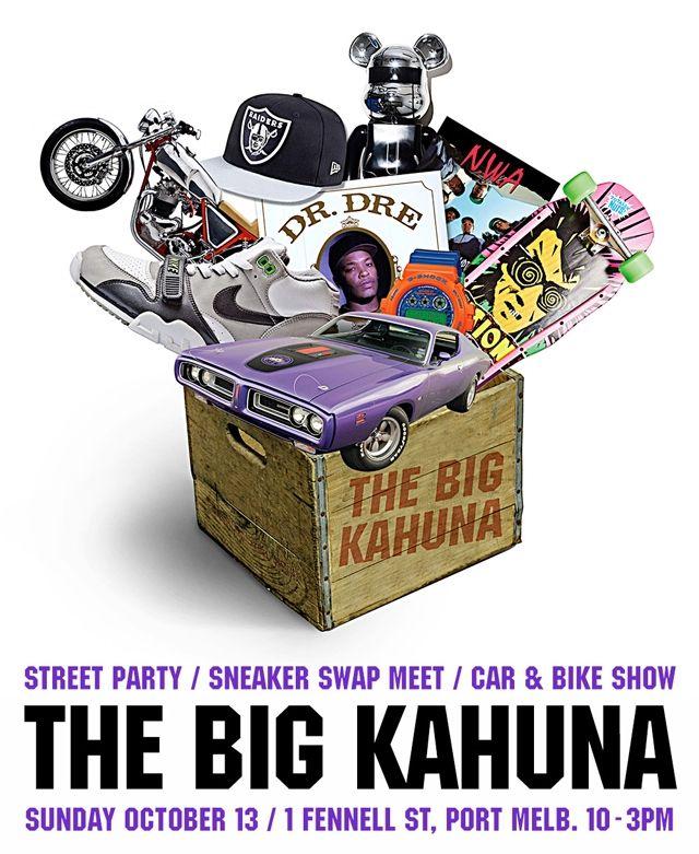 Sf Swap Meet Big Kahuna