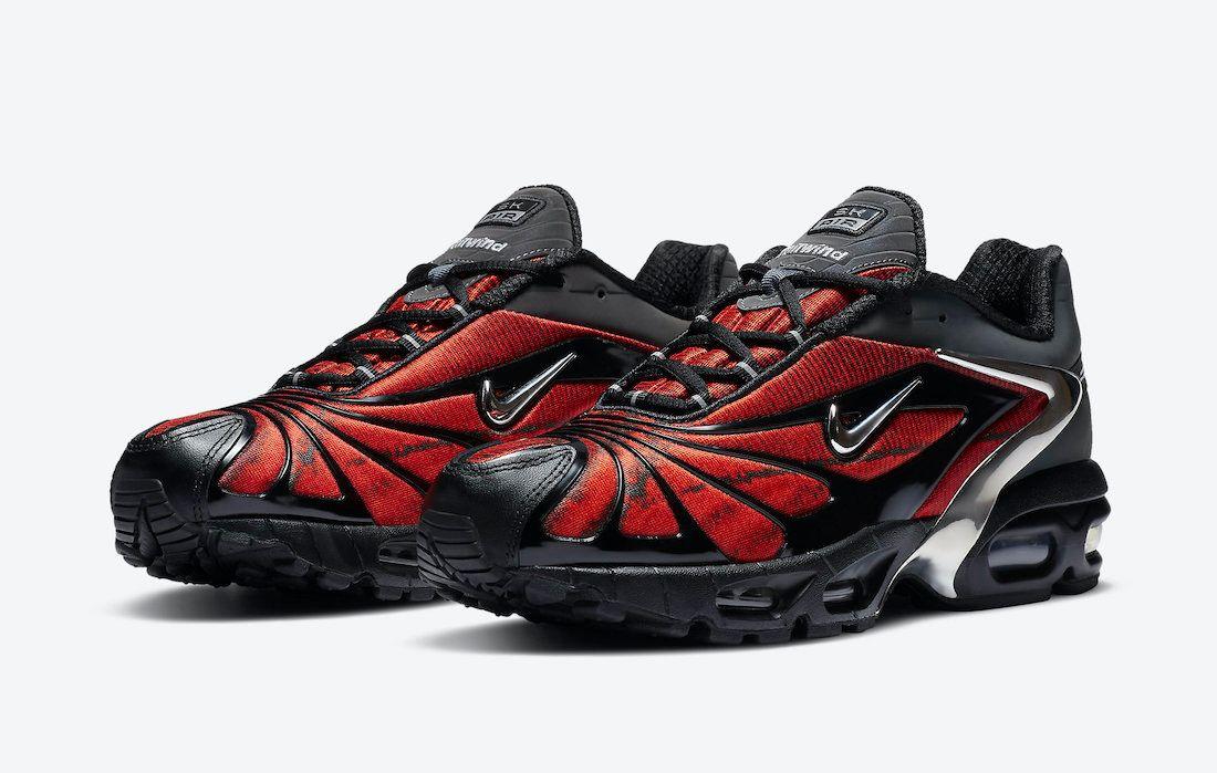 Skepta x Nike AIr Max Tailwind 5 'Bloody Chrome'