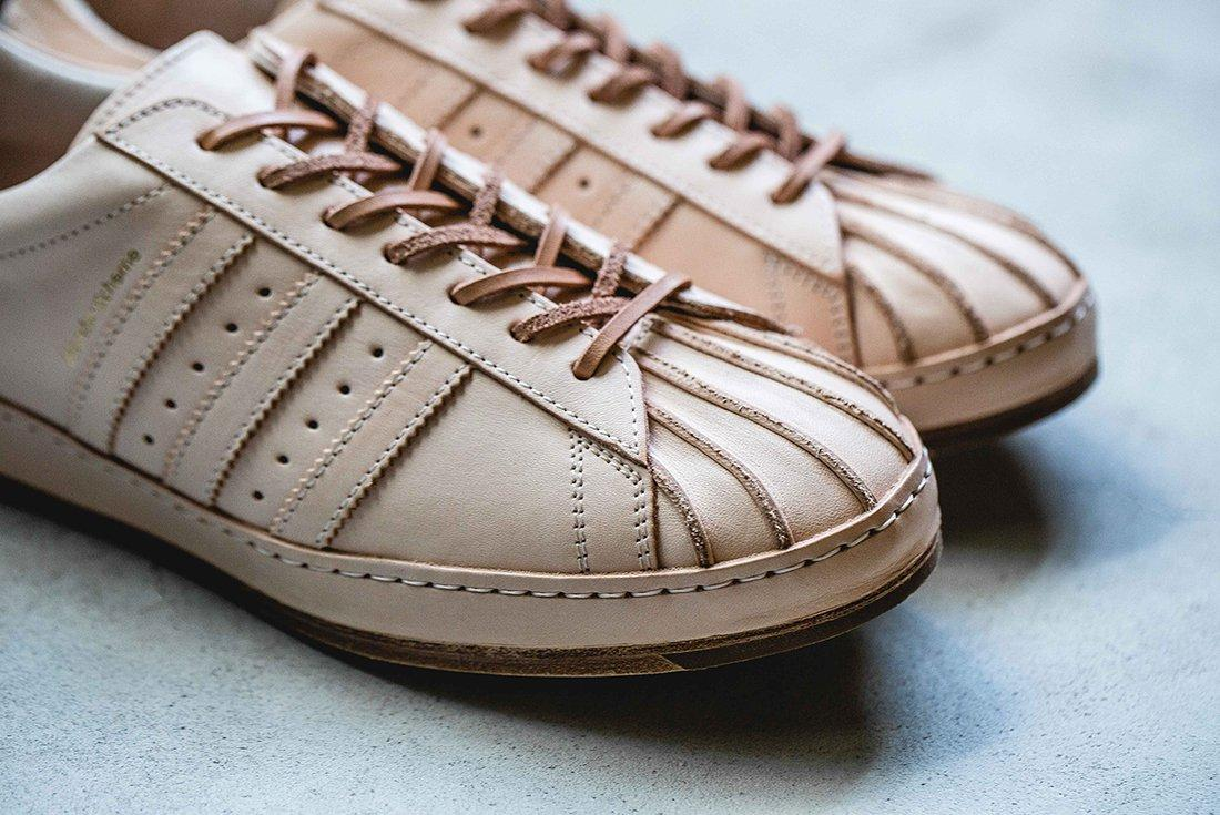 Hender Scheme X Adidas Luxe Leather Pack3