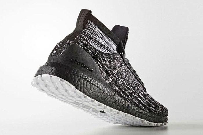 Adidas Ultraboost Atr Mid Oreo Black White 6