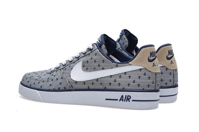 Nike Air Force 1 Ac Prm Qs Navy Pack 7