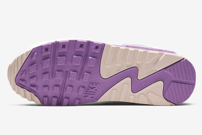 Nike Air Max 90 Easter Cj0623 100 Sole