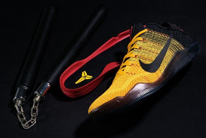Nike Kobe 11 Bruce Lee 5