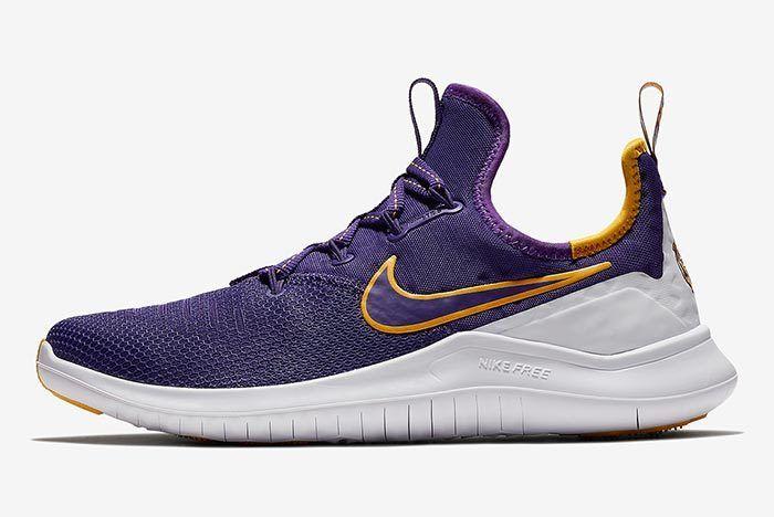 Nike Womens Free Tr8 Lsu