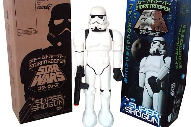Star Wars Storm Trooper Super Shogun 1 1