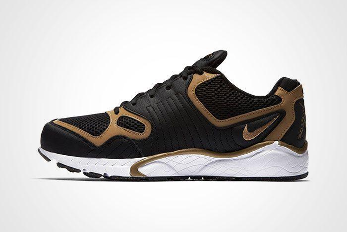 Nike Air Zoom Talaria Black Metallic Gold Thumb