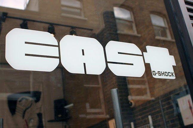 G Shock East London Store Opening 8 1