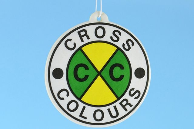 New Hangin With The Homies Cross Colours Freshners 1