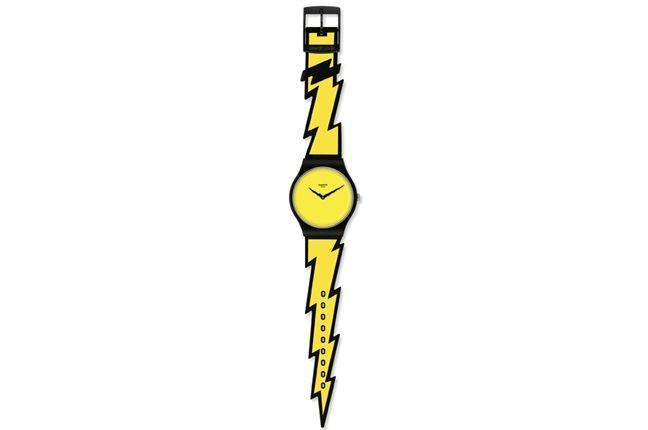 Swatch Jeremy Scott Lightning 2 1