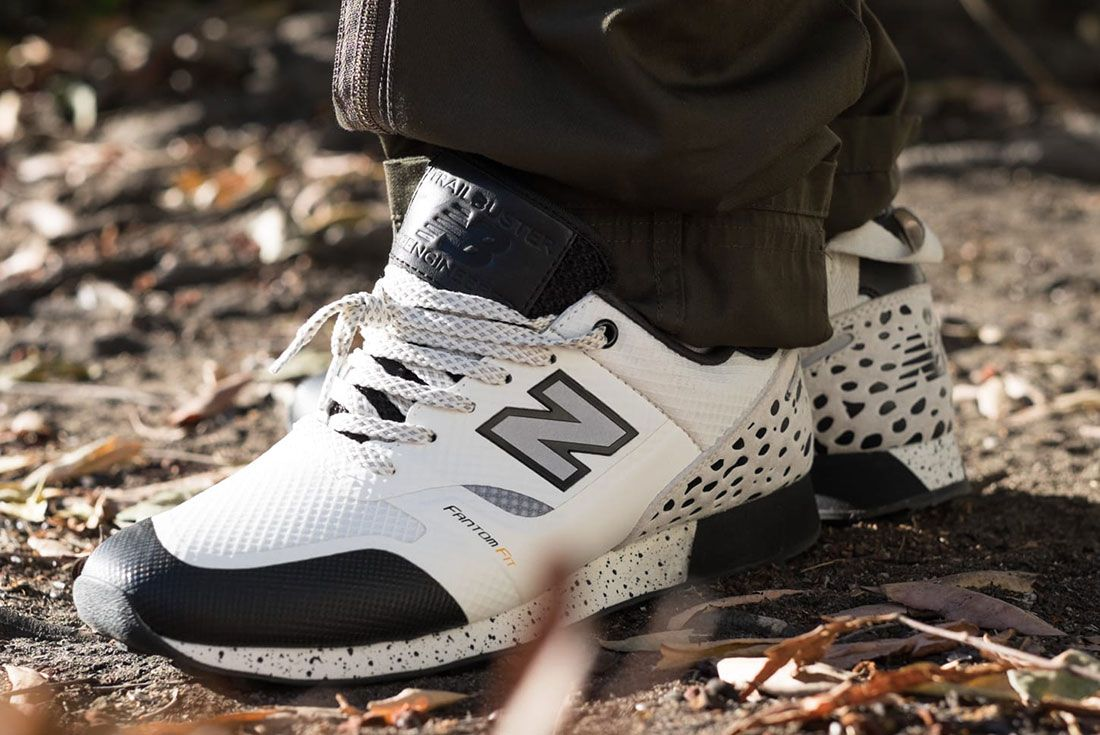 Undefeated X New Balance Trailbuster Unbalanced Pack