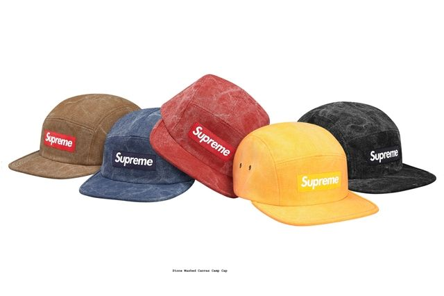 Supreme Ss15 Headwear Collection 3