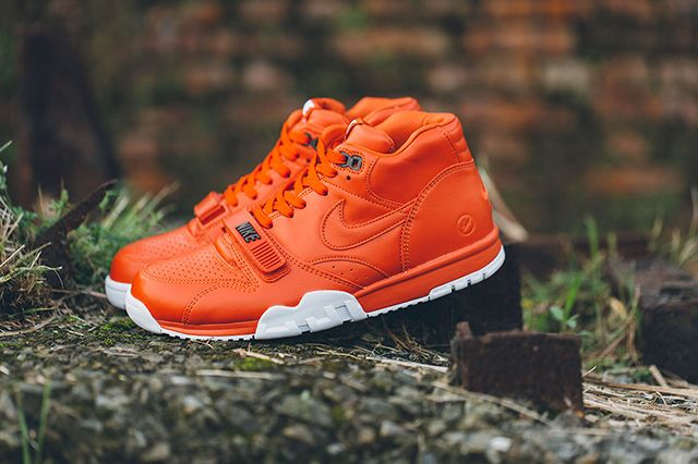 Fragment X Nike Air Trainer 1 French Open Collection19