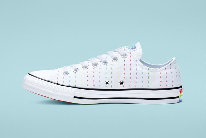 Chuck Taylor All Star Pride Low Top Medial
