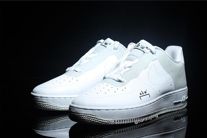 A Cold Wall Af1 White7
