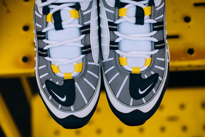 Nike Air Max 98 Tour Yellow 2018 Og 3
