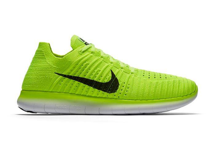 Nike Free Rn Flyknit 2 1