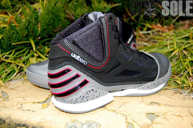 Adidas Adizero Rose 25 Lead 06 1