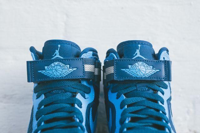 Air Jordan 1 High Strap French Blue Uni Blue 2