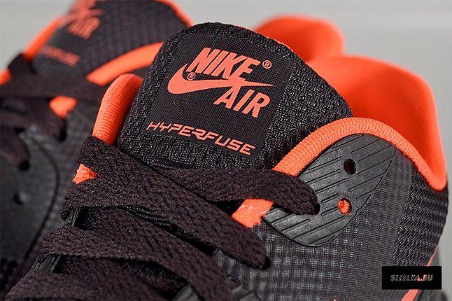 Nike Air Max 90 Hyperfuse Bright Crimson 3 1