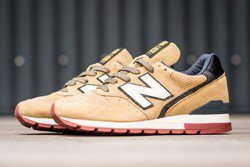 New Balance 996 Tan 1
