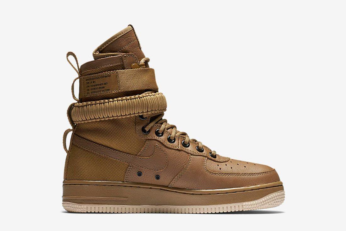 Nike Sf Air Force 1 6