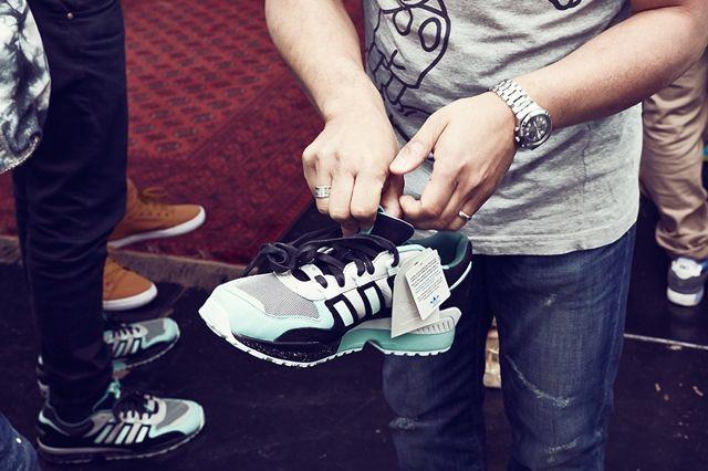 Sneaker Freaker Adidas Torsion Integral S Launch 2
