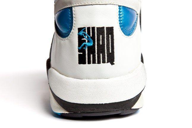 Shaq Reebok Shoe Size 20 Heel 1