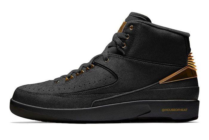 Air Jordan 2 Bhm Release Date