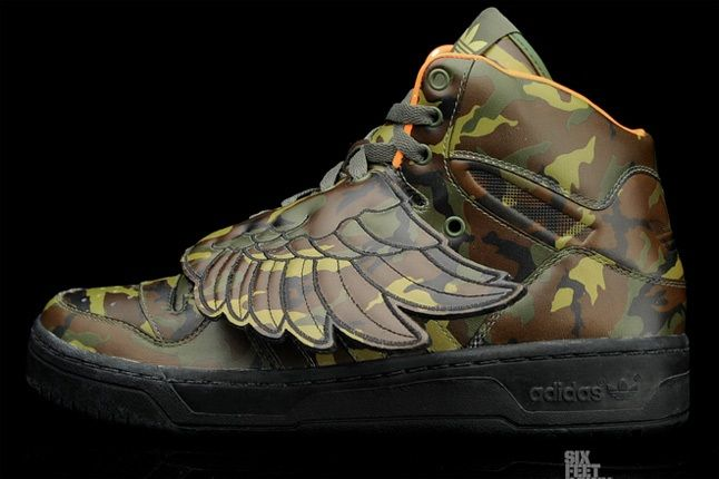 Adidas Jeremy Scott Camo Wings 8 1