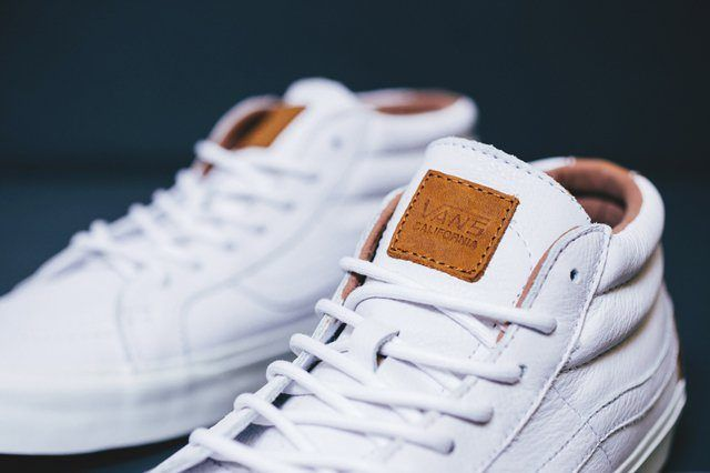 Vans Ca Leather Collection 5