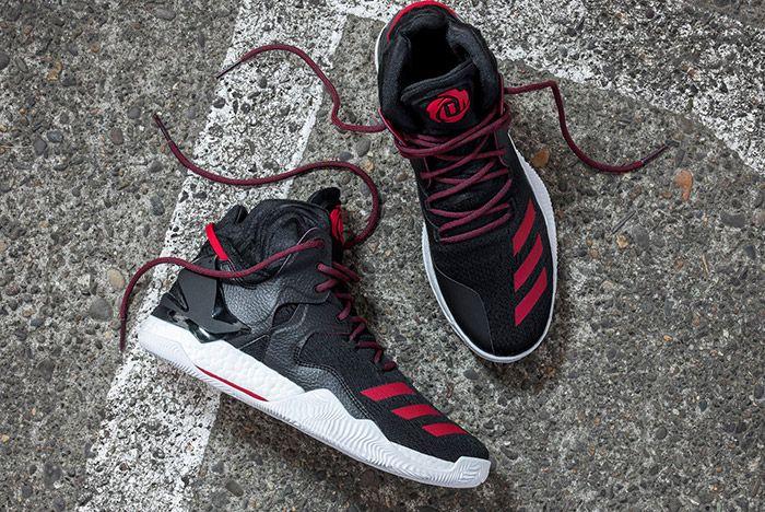 Adidas D Rose 7 Black