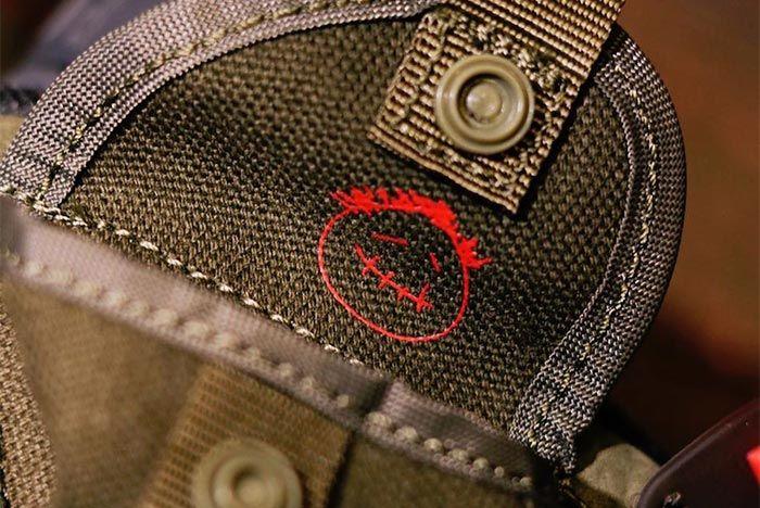 Travis Scott Air Jordan 6 Cn1084 200 2019 Detailed Stash Pocket Shot
