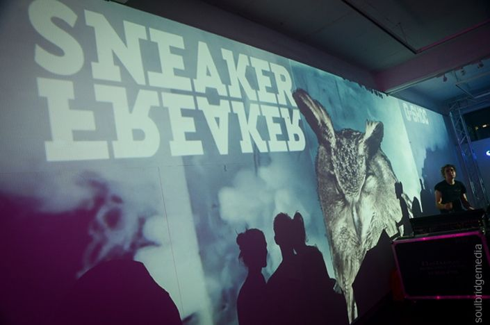 Sneaker Freaker G Shock Launch 45