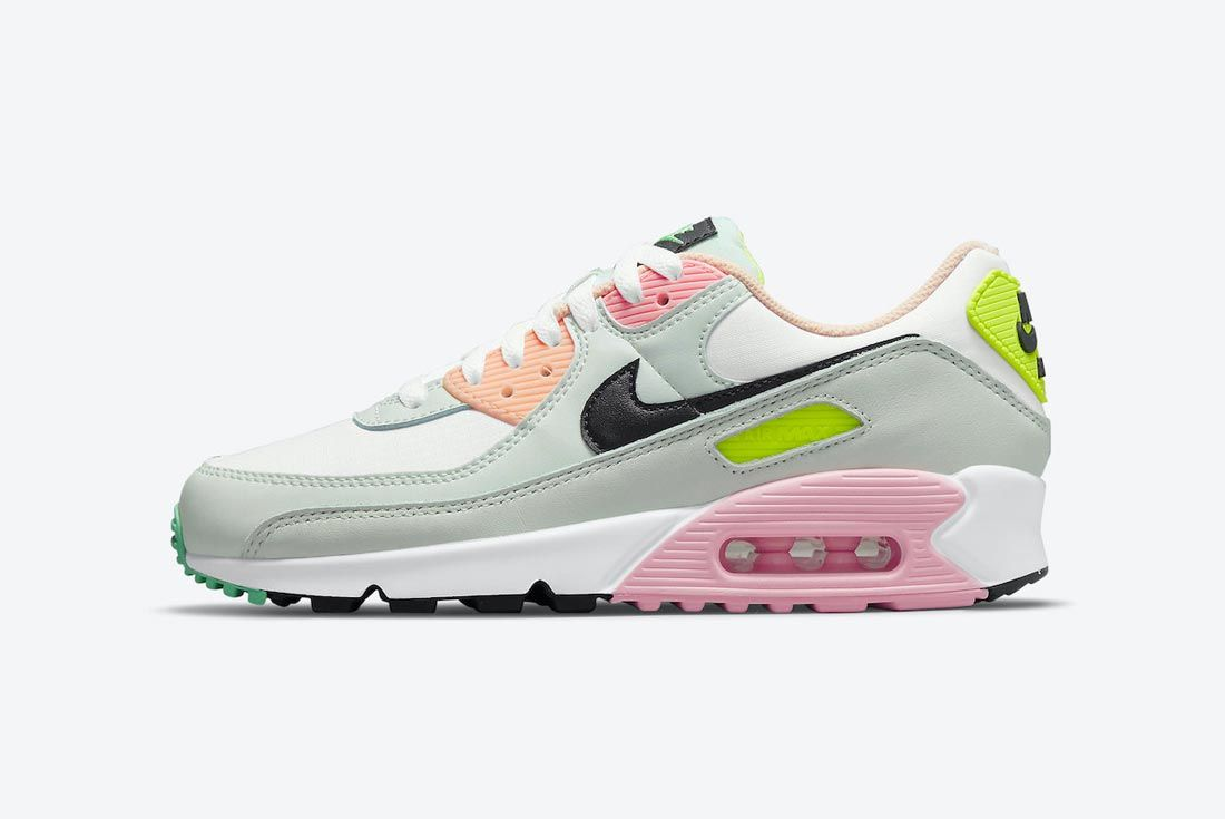 The Nike Air Max 90 'Easter' Pulls Up in Pastels - Sneaker Freaker