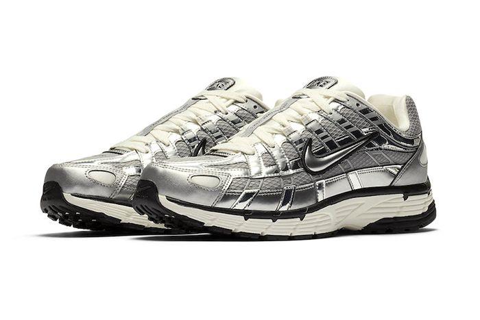 Nike P 6000 Metallic Silver Cn0149 001 Release Date Pair