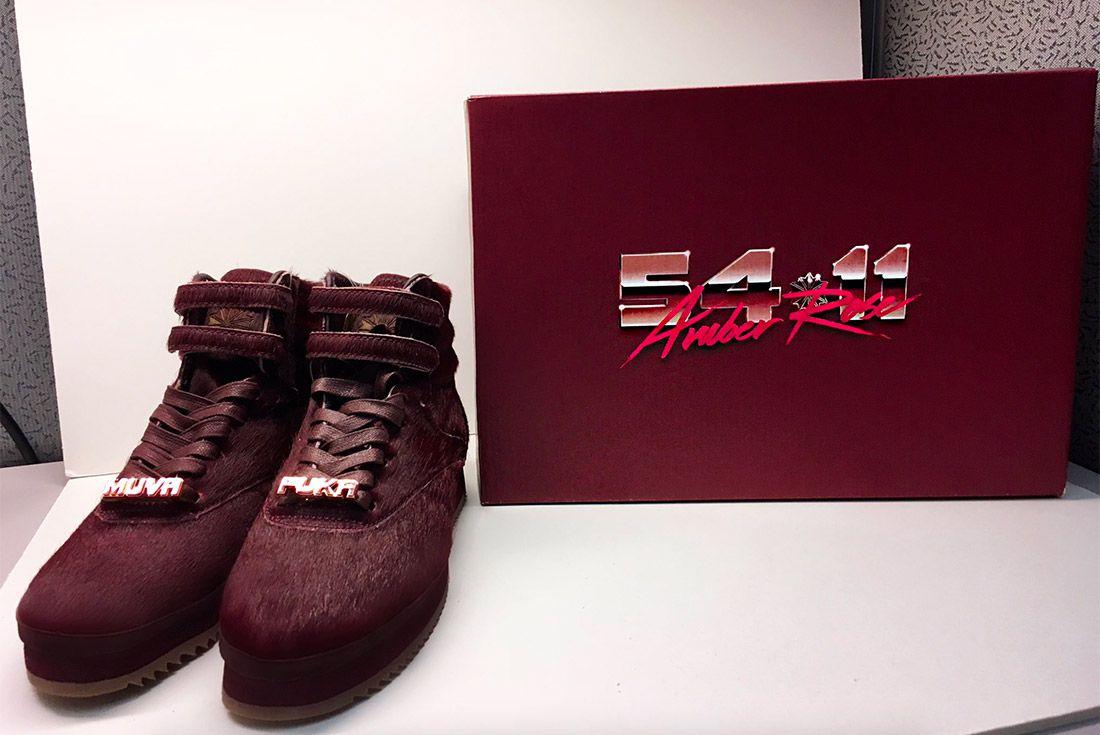 Amber Rose Sneaker Deal 2