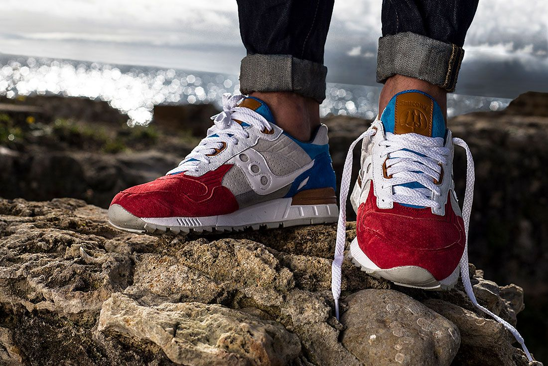 Sneakers76 X Saucony Shadow 5000 The Legend Of God Taras4