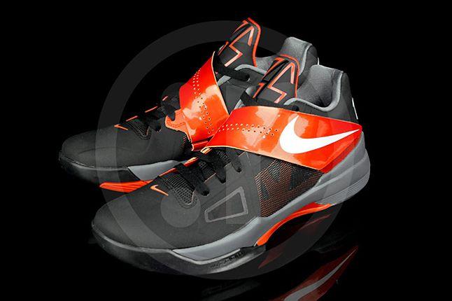 Nike Kd 4 Black Team Orange 02 1