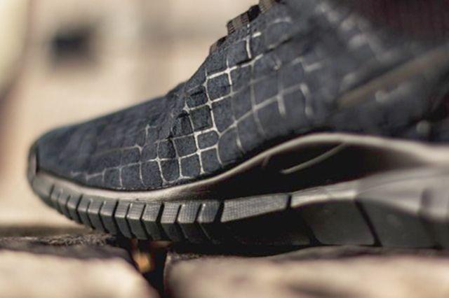 Nike Free Og Triple Black 5