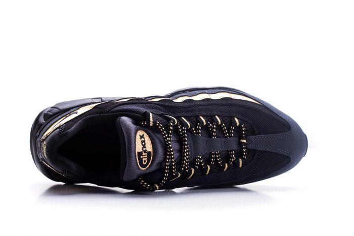 Nike Air Max 95 Premium Gold Strike 4