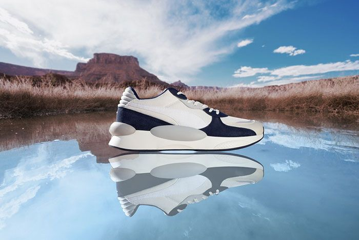 Puma Rs98 Navy Lateral