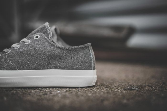 Pro Keds Royal Low Hairy Suede Grey 11