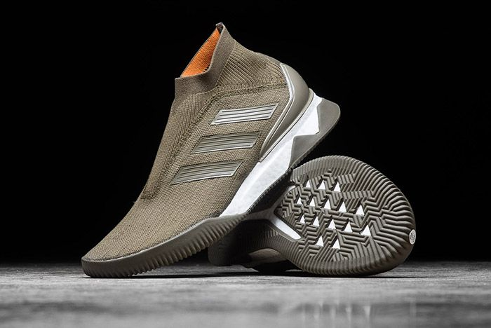 Adidas Predator Tango 18 Trace Olive Green 2