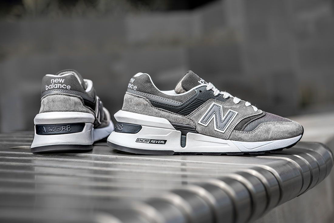 New Balance Grey Day Made 997 997S Sneaker Freaker 8