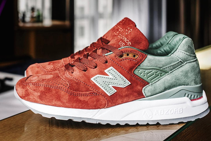 Concepts X New Balance City Rivalry Pack