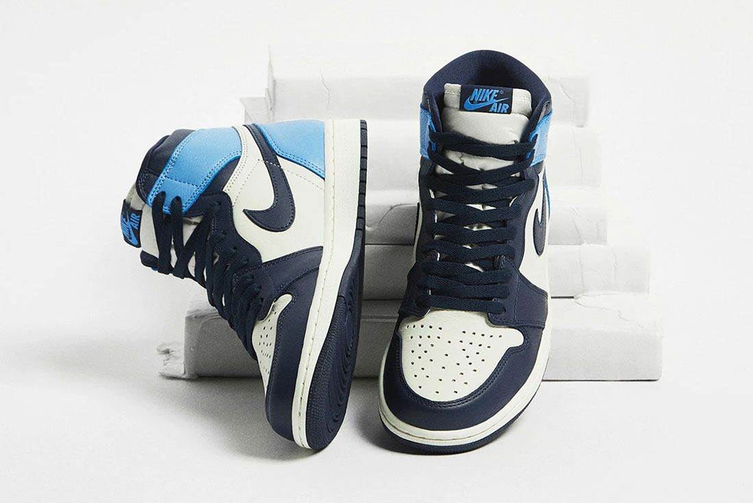 Where To Buy Air Jordan 1 Obsidian