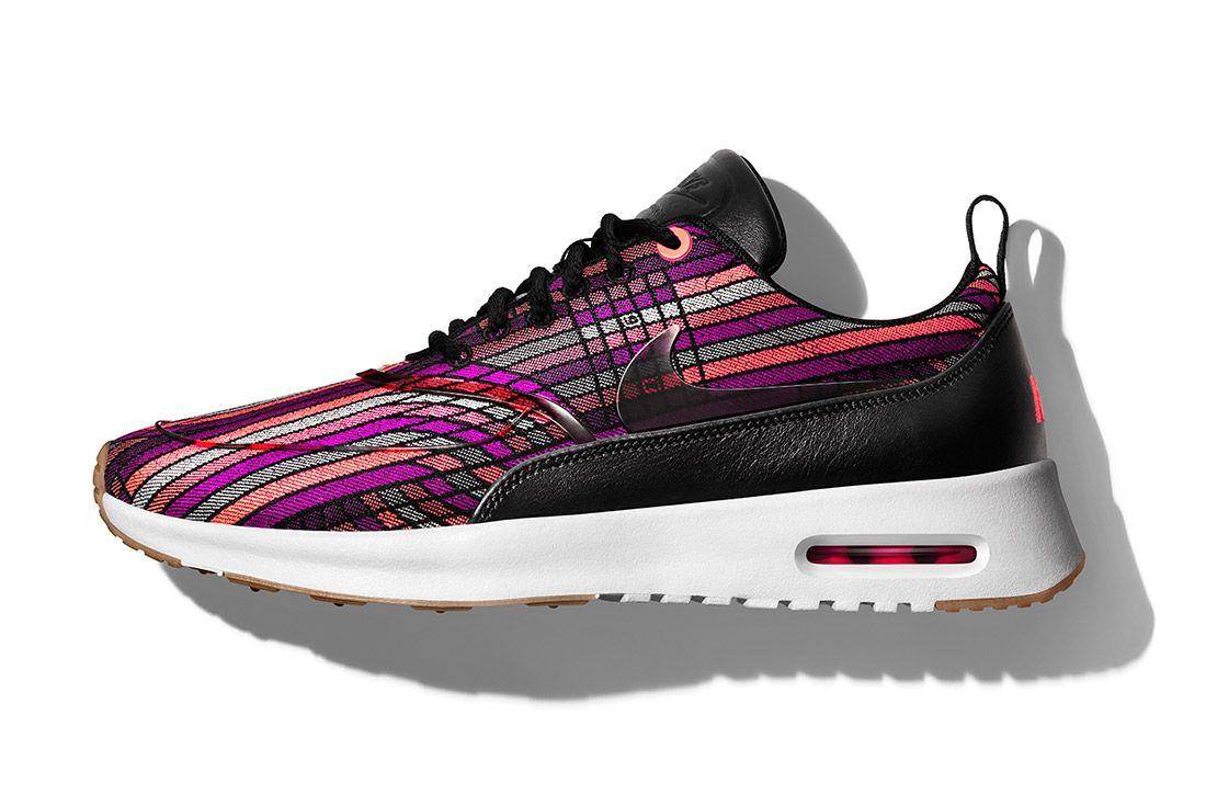 Nike Womens Beautiful Powerful Jacquard Air Max Thea