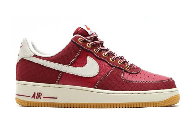 Nike Air Force 1 Workboot Team Red2
