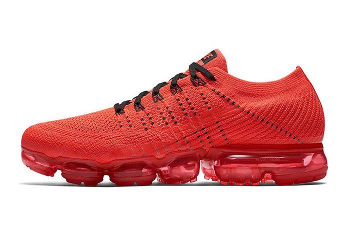 Clot Nike Air Vapormax Red 1